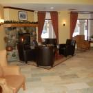 Lobby Sun Peaks Lodge