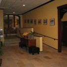 Lobby to Restaurant