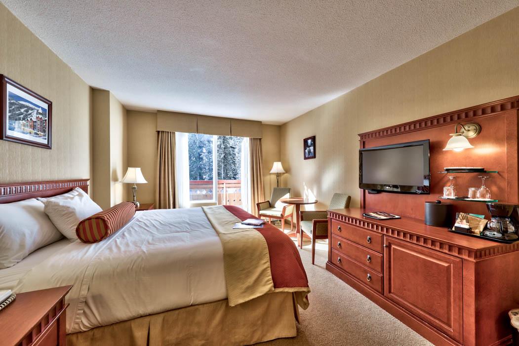 Comfort Room 1 King Bed